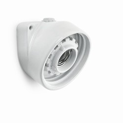 LISILUX wall-mounted fitting without glass 75 W